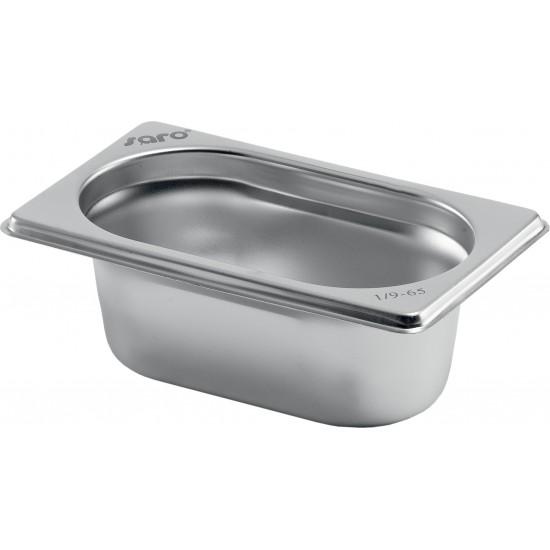 Gastronormbehälter Edelstahl 1/1 GN 40 mm tief