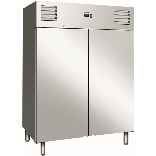 Tiefkühlschrank mit Umluftventilator Modell KYRA GN 1400 BT
